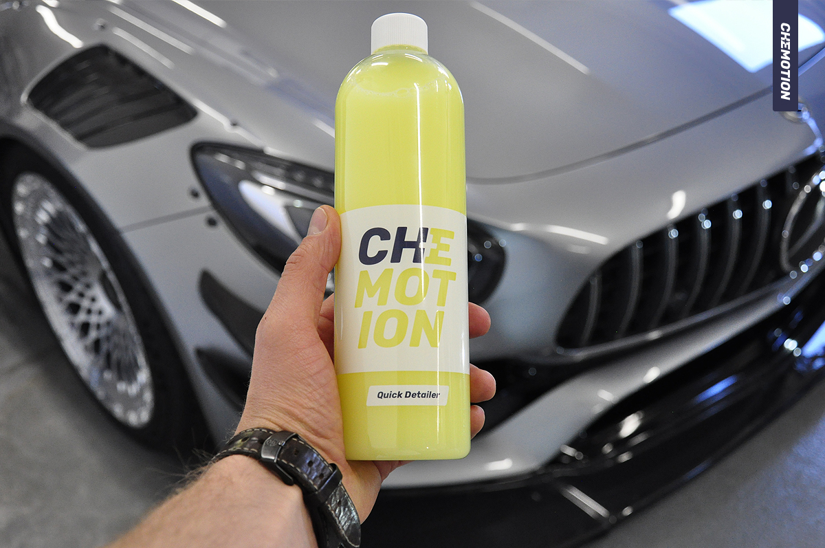 Chemotion GTS mercedes Quick Detailer