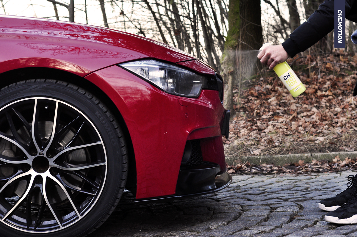 Chemotion Quick Detailer Spray Wax Tarnow